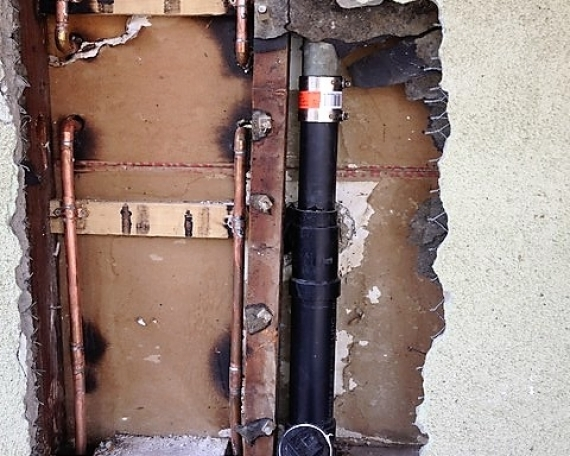 Drain Repiping in Long Beach, California