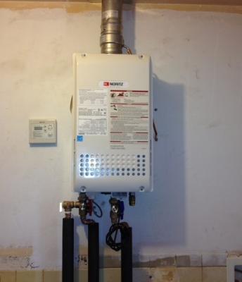 Water Heater in Lakewood, California