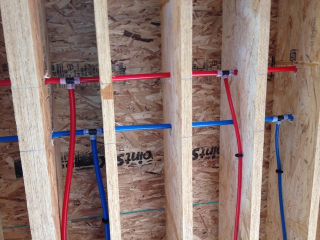 Pex Re Piping New Pex Pipes Replace With Pex Tubing