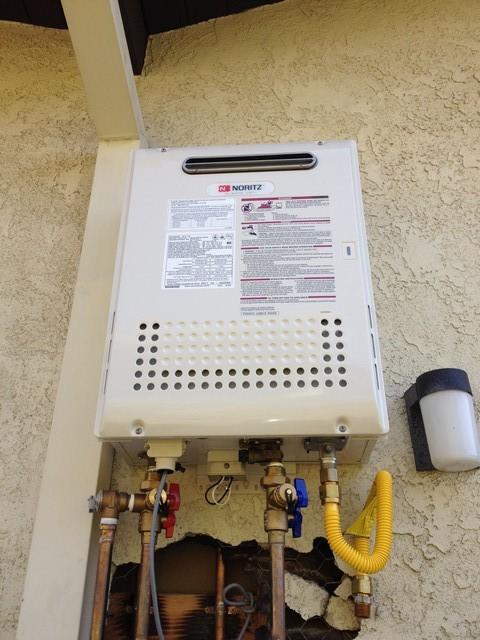 Water Heater in Fullerton, California