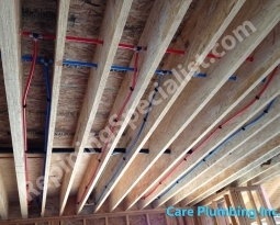 Copper Plumbing Pipes Repiping Specialists