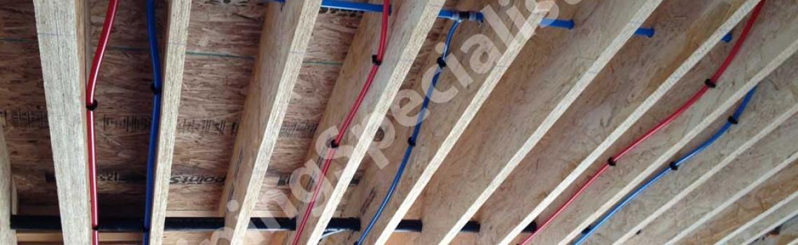 Copper Vs PEX Plumbing Pipes