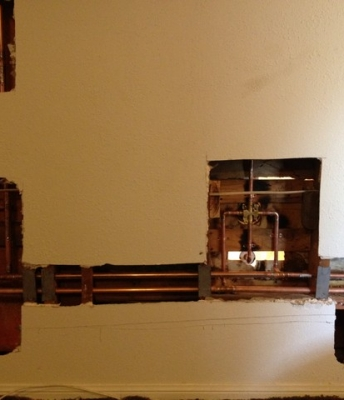 Copper Repiping in Los Angeles