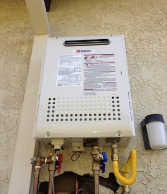 Water Heater in Fullerton, California